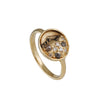 Atelier Narcé - Milky Way with Diamonds Ring