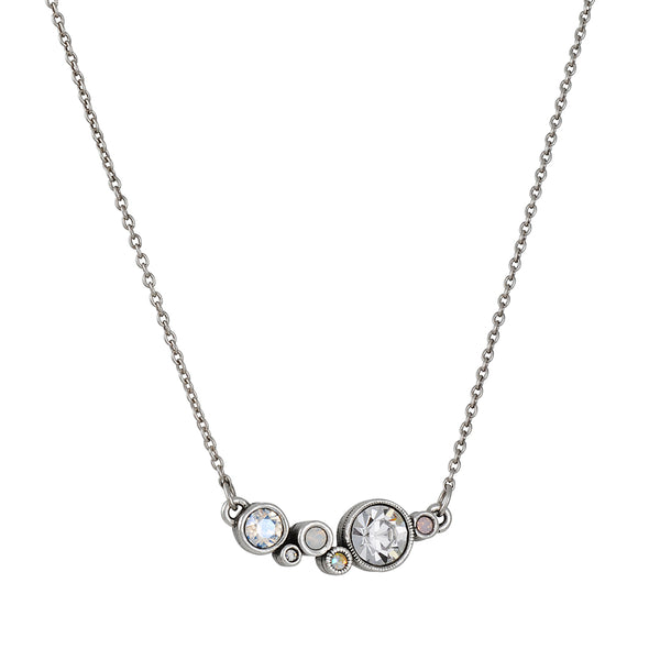 Patricia Locke - Curtain Call Necklace in Crystal