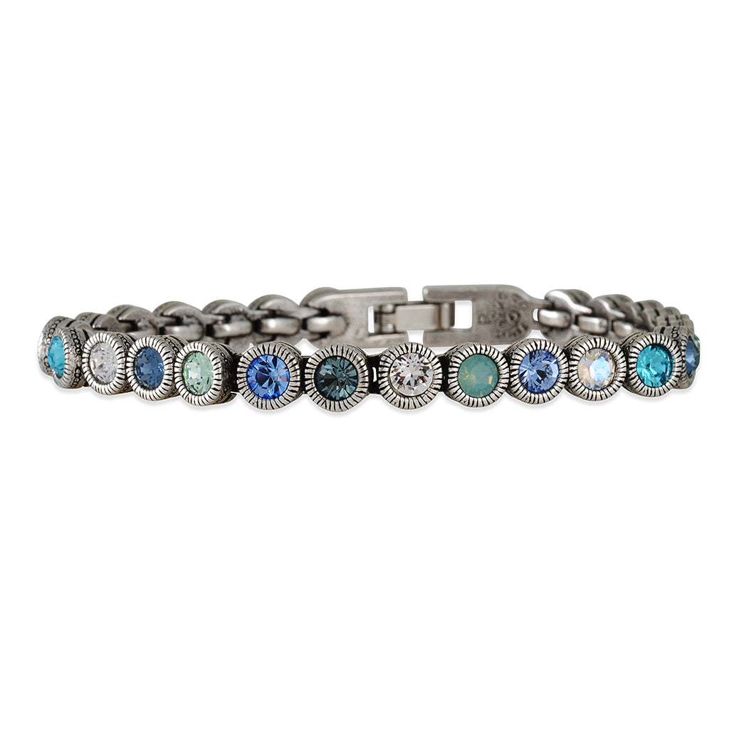Patricia Locke - Game, Set, Match Bracelet in Zephyr