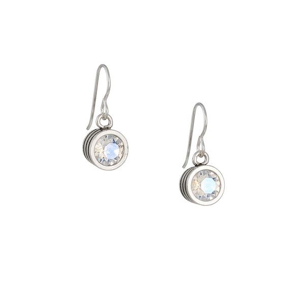 Patricia Locke - Slotted Classic Sugar Crystal Earrings