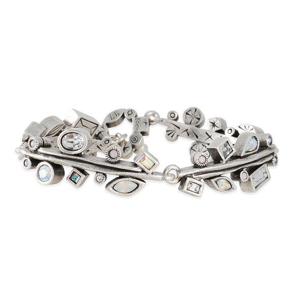 Patricia Locke - Winter Garden Bracelet in Sugar