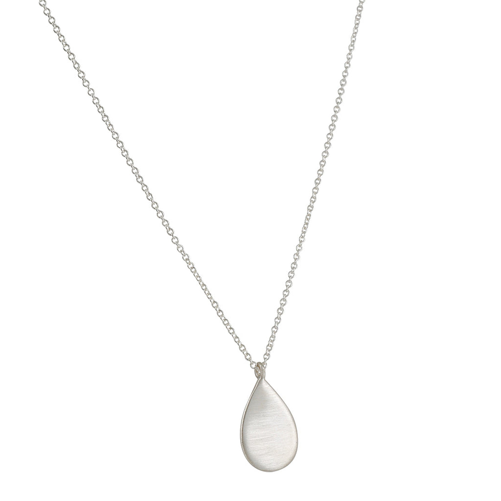 Philippa Roberts - Organic Teardrop Necklace