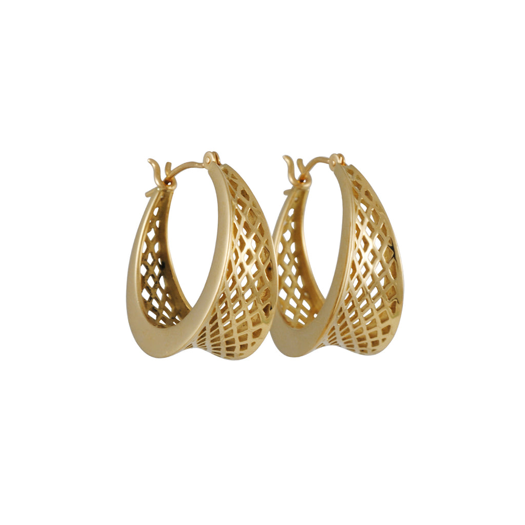 Ray Griffiths - Curved Crownwork Hoops
