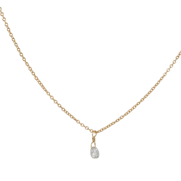 Rebecca Overmann - White Diamond Necklace