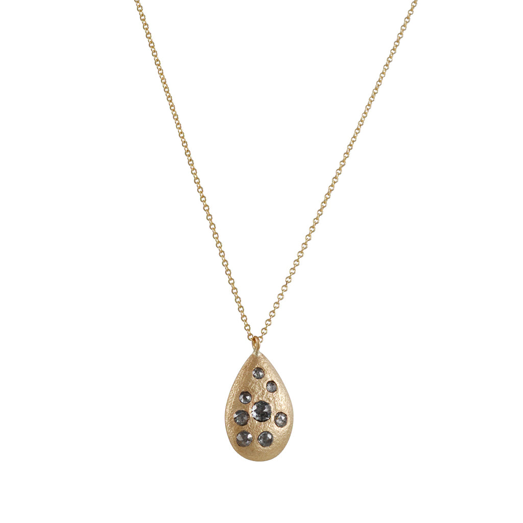 Rebecca Overmann - Rain Drop Necklace