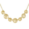 SARAH RICHARDSON - Seven Dishy Necklace in Gold Vermeil