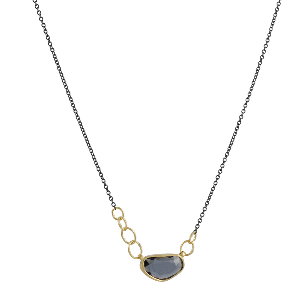 Sarah McGuire - Double Bail Spinel Necklace