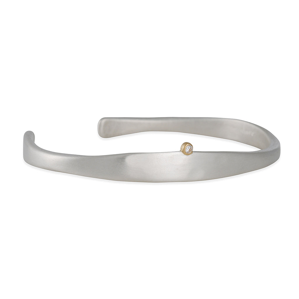 Sarah McGuire - Nile Sterling Silver Cuff