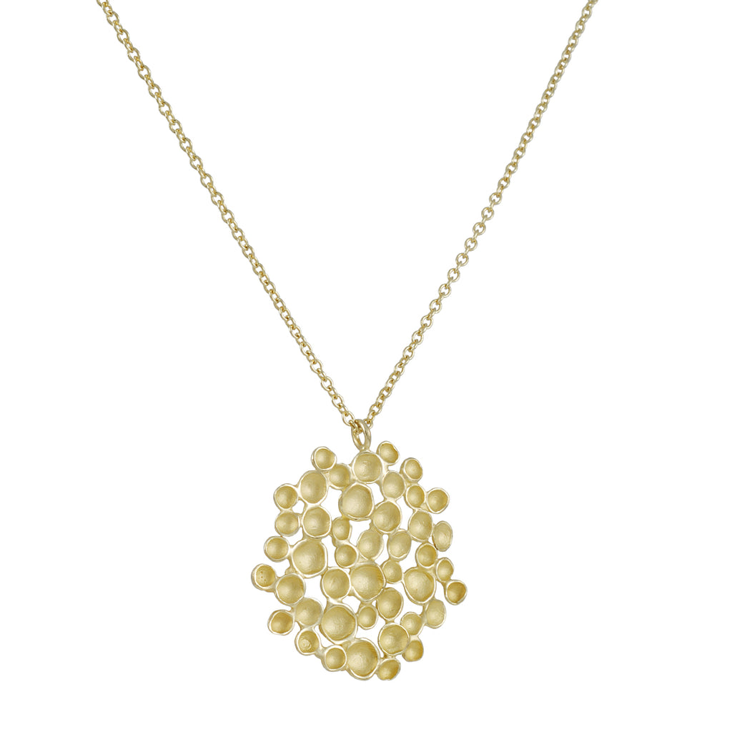 Sarah Richardson - Large Champagne Necklace