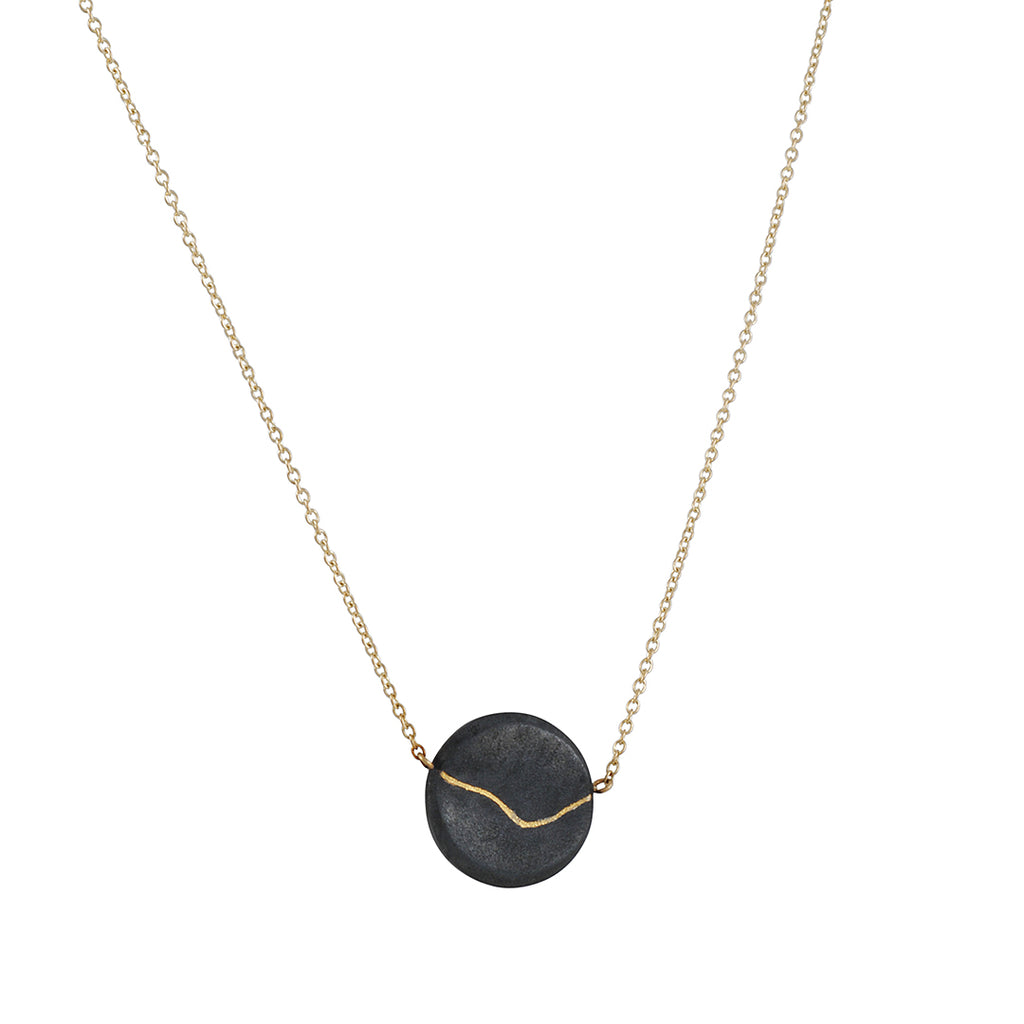 Shaesby - Coin Necklace