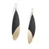 Shaesby - Long Teardrop Earrings