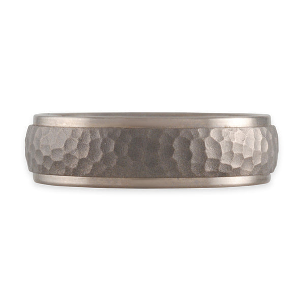 JERRY SPAULDING- Crowned Hammered Band