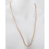 CHRISTINA STANKARD - Oval Champagne Pearl Necklace