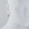 CHRISTINA STANKARD - Cluster of Sand Gemstones Earrings