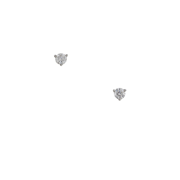 CP Collections - .20cttw Diamond Stud Earrings
