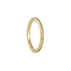 Tura Sugden- Channel Set Eternity Band with 1MM Diamonds