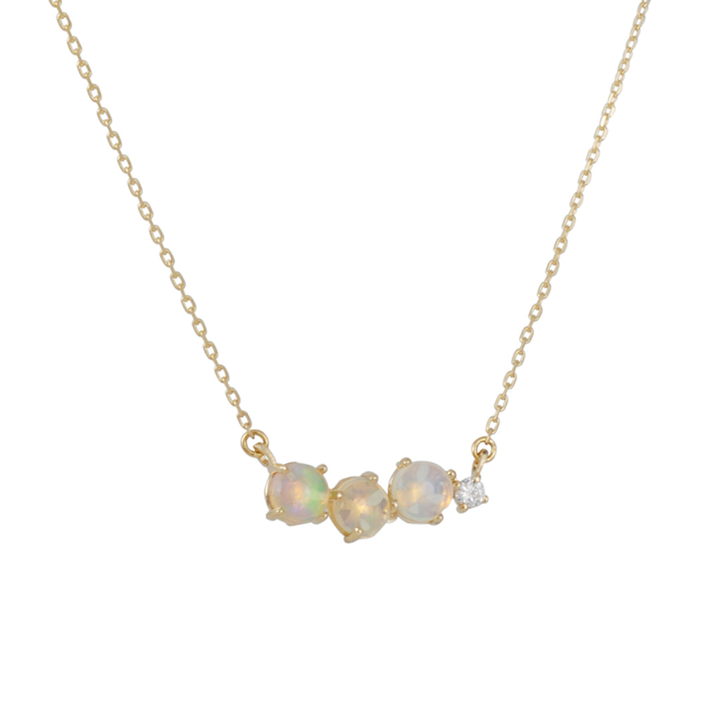 Suzanne Kalan - Opal Bar Necklace