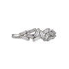 SUZANNE KALAN - White Diamond Fireworks Ring in White Gold