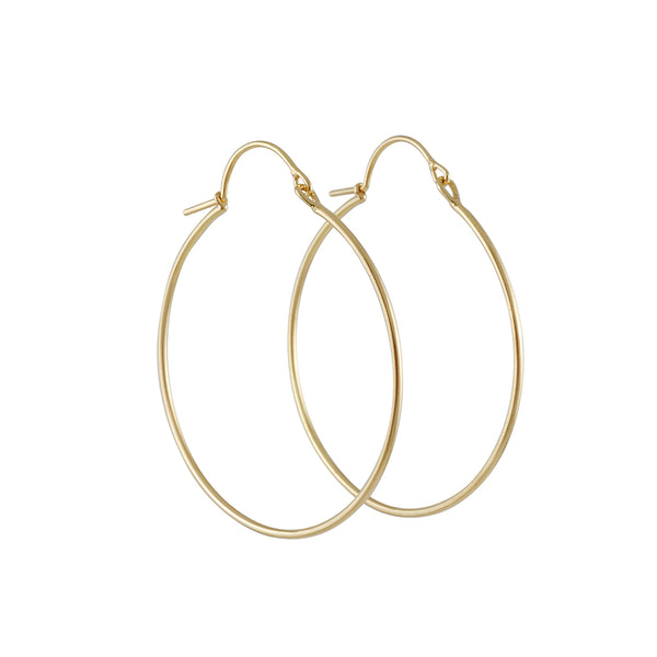Tura Sugden - Medium Valance Hoops