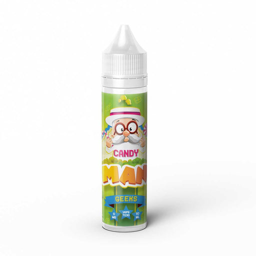 Candy Man Geeks E-Liquid