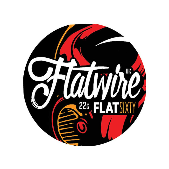 Flatwire UK Flat Sixty Wire 22G