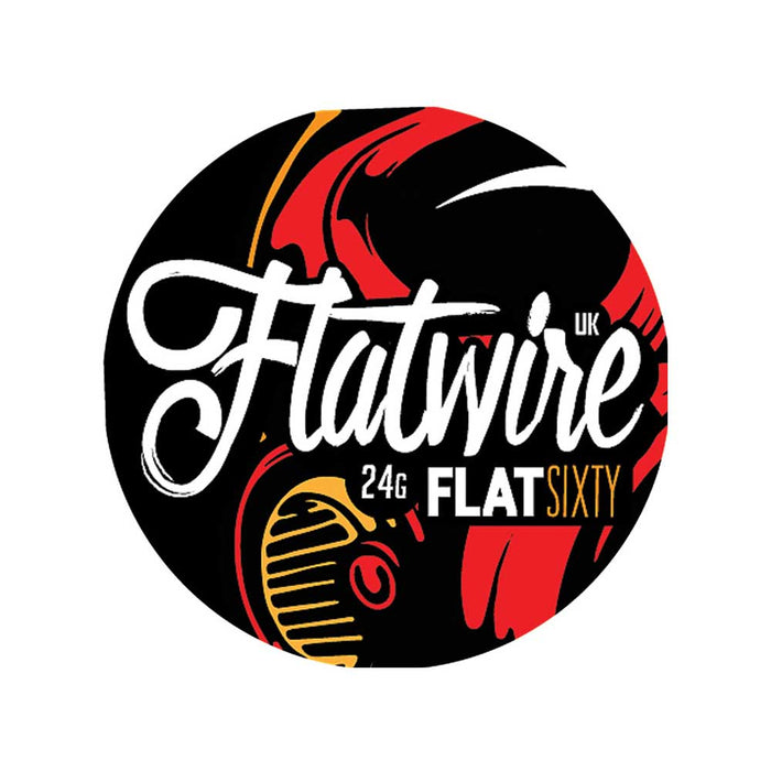 Flatwire UK Flat Sixty Wire 24G