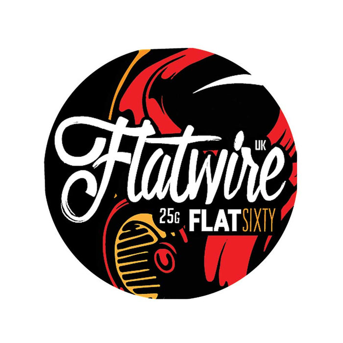 Flatwire UK Flat Sixty Wire 25G