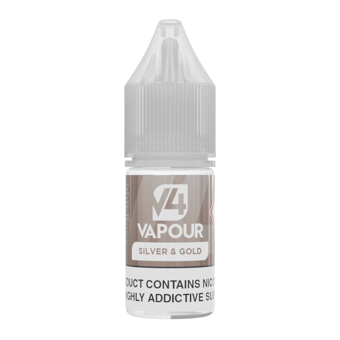 One E-Liquid Silver & Gold E-Liquid
