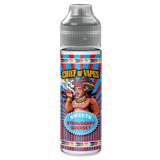 Chief of Vapes Strawberry Sherbet E-Liquid