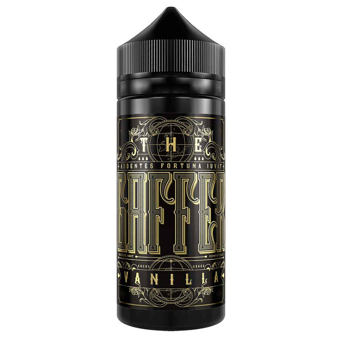 The Gaffer Vanilla 0mg 100ml Shortfill Eliquid