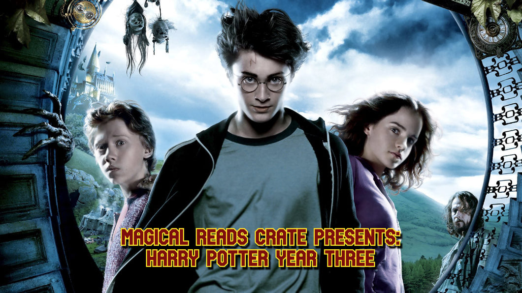 Harry Potter - Year Three (Only 3 left!)
