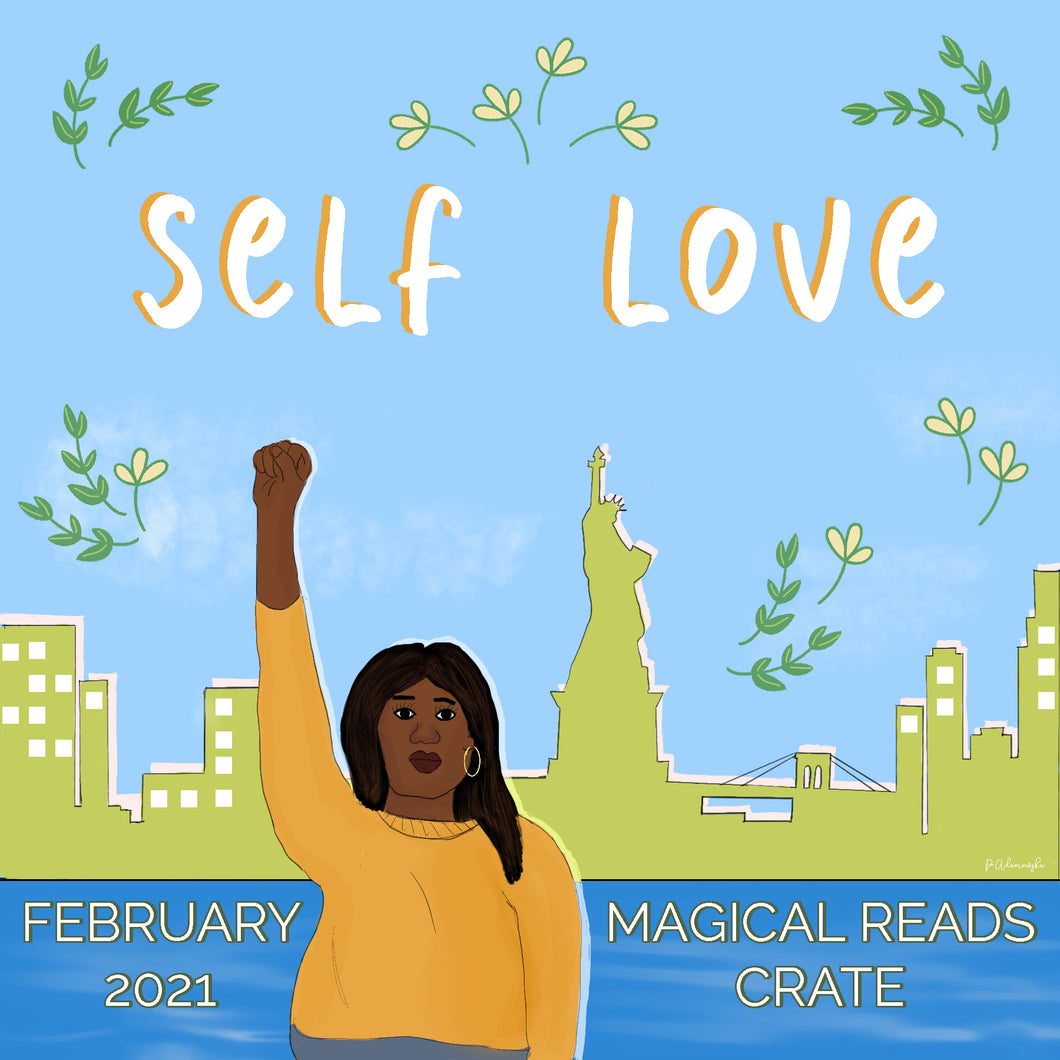 February 2021 Self Love crate
