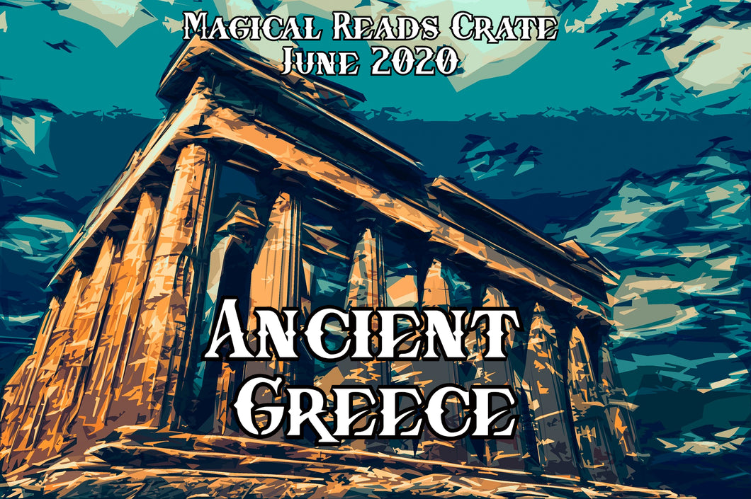 June Ancient Greece Magical Reads Crate