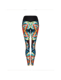 Calça Legging Estampa New Mexico