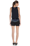 Shorts Basic Fantastic Preto
