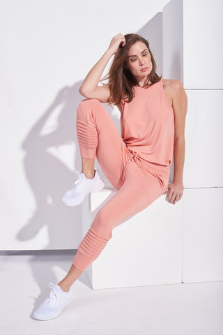Calça Jogginh Shine Blush