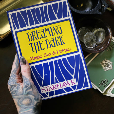 Starhawk: Dreaming the Dark