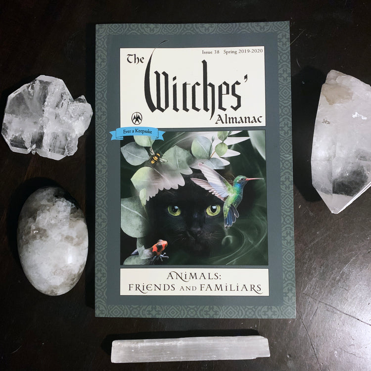 The Witches' Almanac , Spring 2019-2020