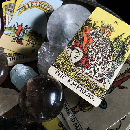 Smith-Waite Borderless Tarot