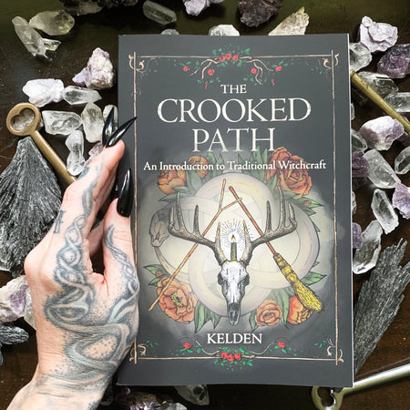 The Crooked Path: An Introduction to Traditional Witchcraft by Gemma Gary