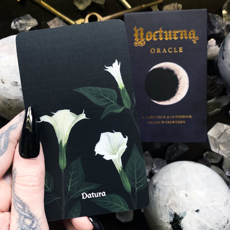 Nocturna Oracle Deck