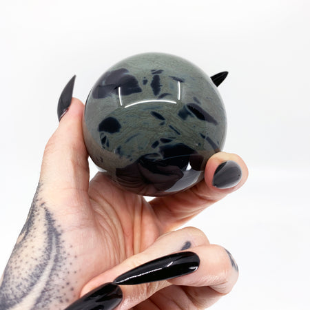 Orb Weavers: Spiderweb Obsidian 8