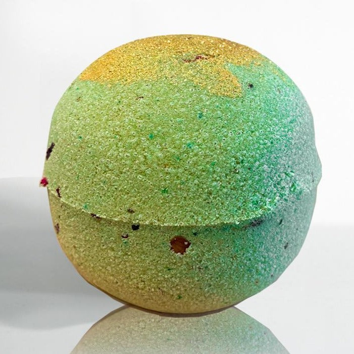 Spellbound Bath Bomb with Smokey Quartz