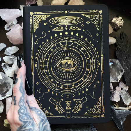 Magic of I. 2021 Astrological Planner