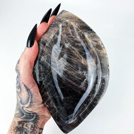 Black Moonstone Bowl 2