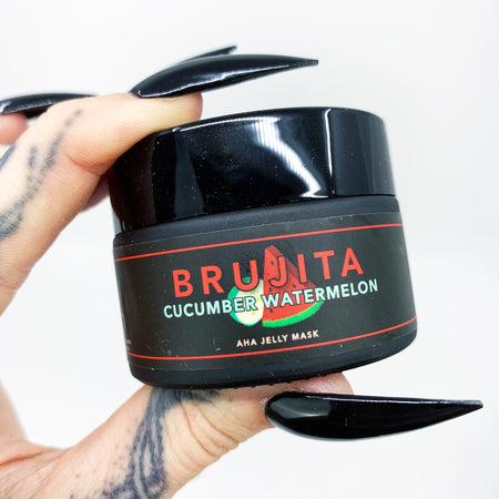 Cucumber Watermelon AHA Jelly Mask by Brujita Skincare
