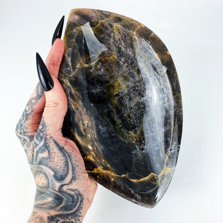 Black Moonstone Bowl 1