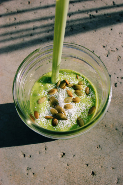 Green Island Smoothie Recipe