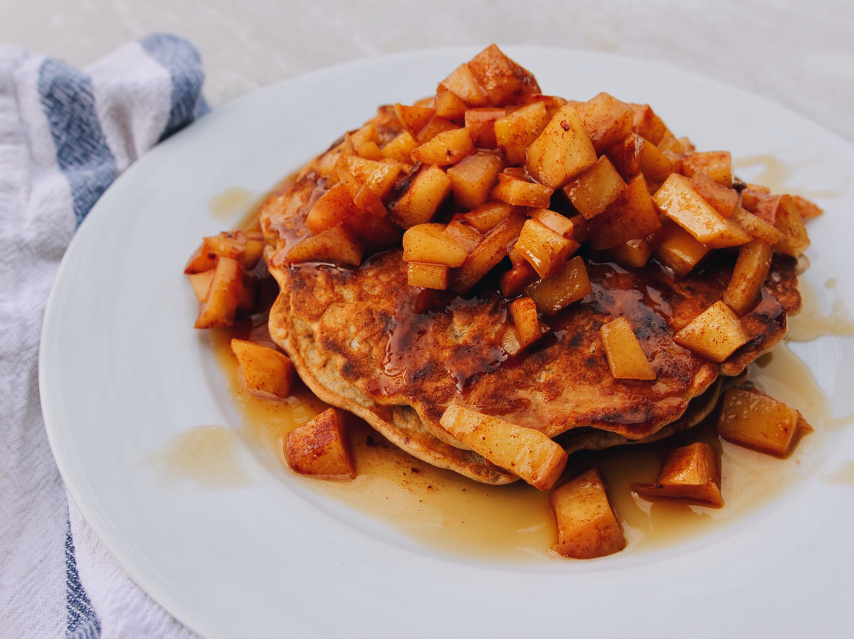 Apple Pie Pancakes Recipe