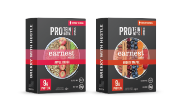 Protein & Probiotic Instant Oatmeal